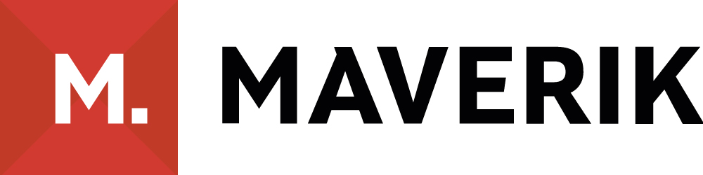logo Maverik webdesign & marketing